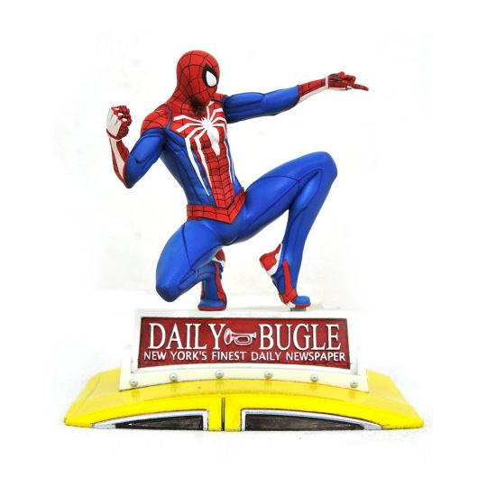 Spider-Man-on-Taxi-Statue_image2