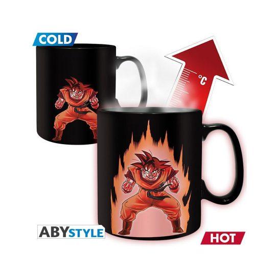 Dragon Ball Z - Goku Heat Change Mug