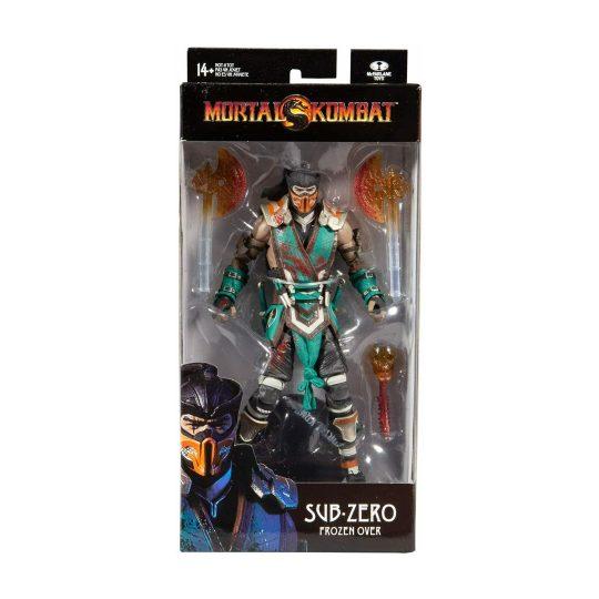 Mortal Kombat 4 Sub-Zero