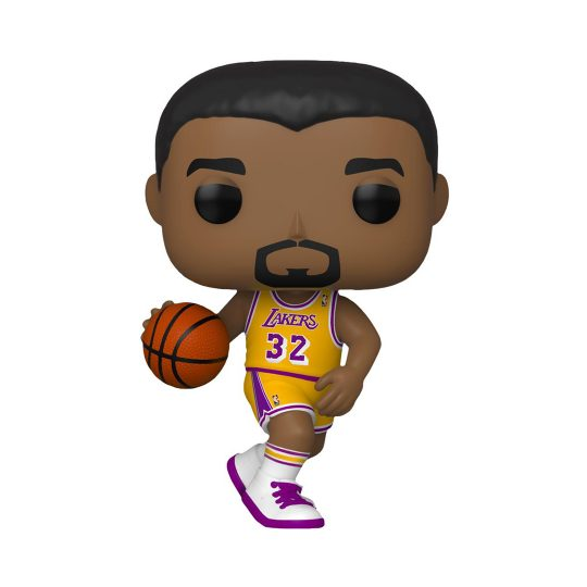 Magic Johnson (Lakers home)