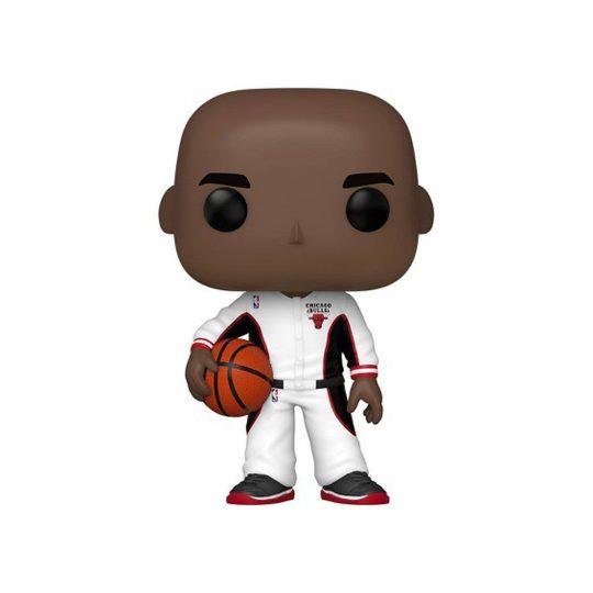 Michael Jordan (White Warm-Ups)