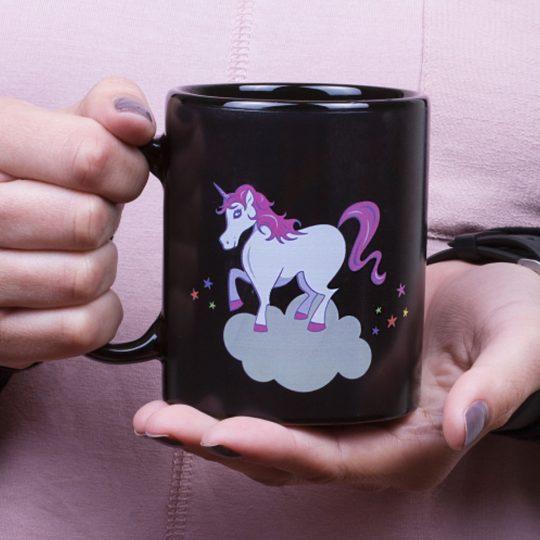 Unicorn - Heat Change Mug