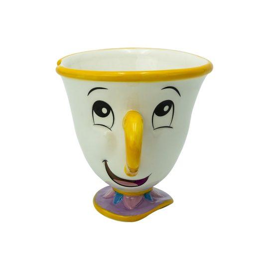 Beauty and the Beast - Chip 3D Mug