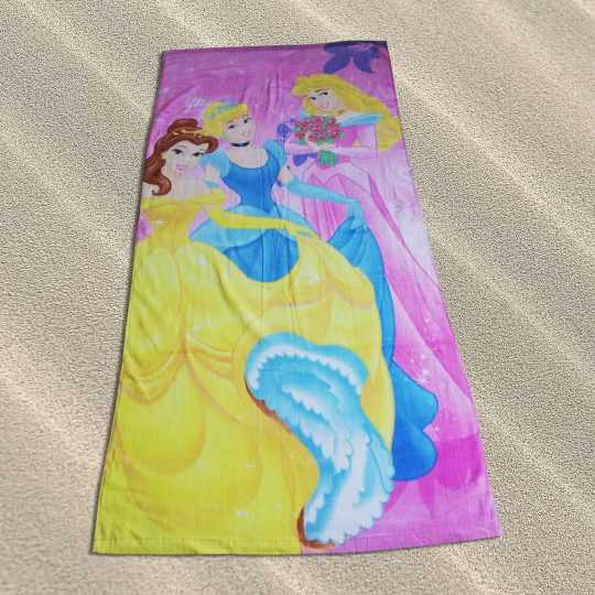Princess_beach-towel