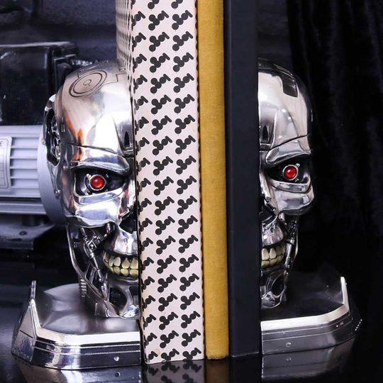 Terminator-2-Head-Bookend