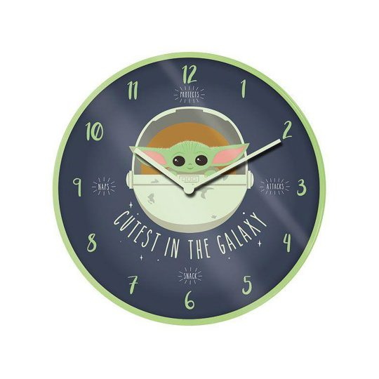 TheChild-Wall-Clock