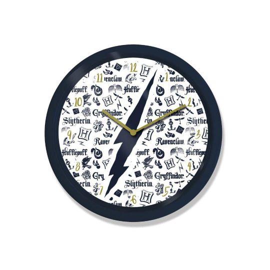 HarryPotter-Wall-Clock