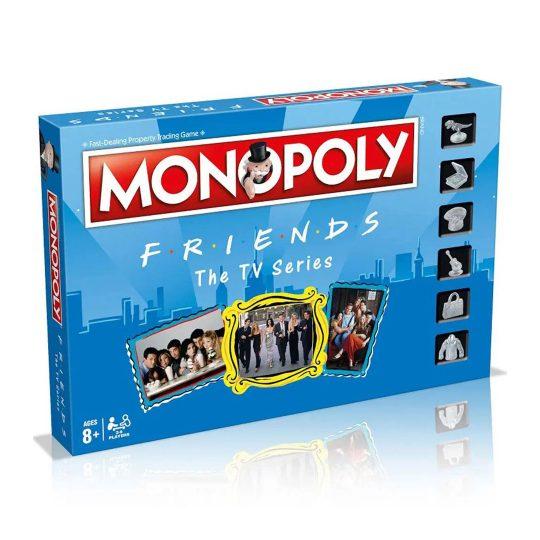 Friends-monopoly
